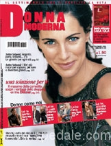 Donna Moderna 14 Dicembre 2006