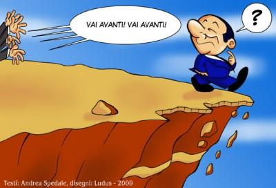 Berlusconi deve continuare a governare