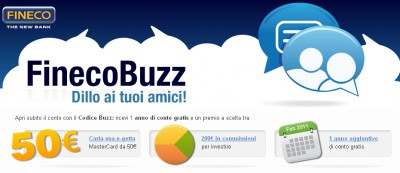Fineco Buzz