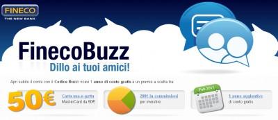 Fineco Buzz