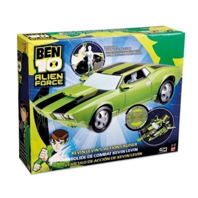 Ben10 - L'auto di Kevin