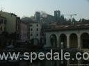 Il Castello di Desenzano visto dal porto - foto attuale