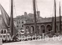 Il castello di Desenzano - foto d'epoca