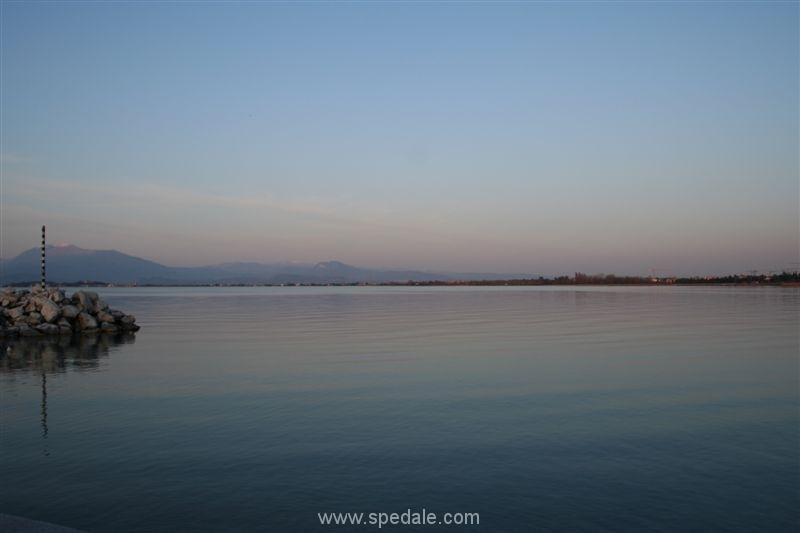 Il lago di Desenzano