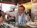 Juanito aka Pinocho del Pinotxo Bar di Barcellona