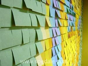 Post-It - un aiuto alla mia scarsa memoria